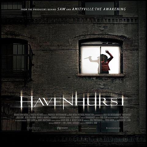 دانلود فیلم Havenhurst 2016