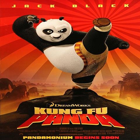 دانلود فیلم Kung Fu Panda 2008