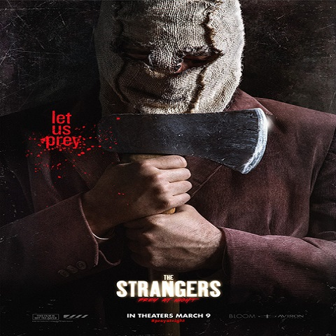 دانلود فیلم The Strangers Prey At Night 2018