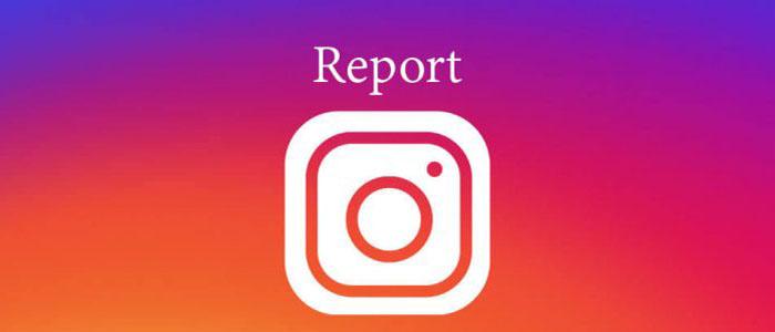 آموزش ریپورت کردن در اینستاگرام
