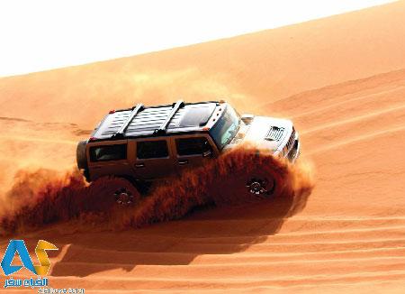 تور سافاری در دبی