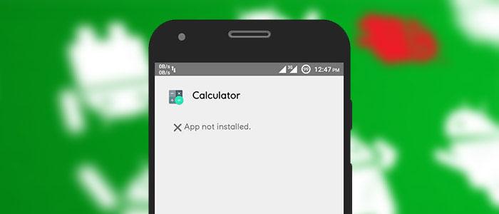 حل مشکل نصب نشدن برنامه اینستاگرام در گوشی های اندروید Application not Installed