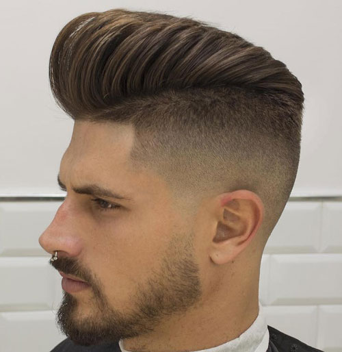 موی دور ماشین  مدل مو کوتاه مردانه پسرانه