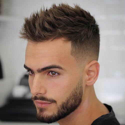 مدل مو کوتاه مردانه پسرانه مدل مو مردان کوتاه کردن مردانه