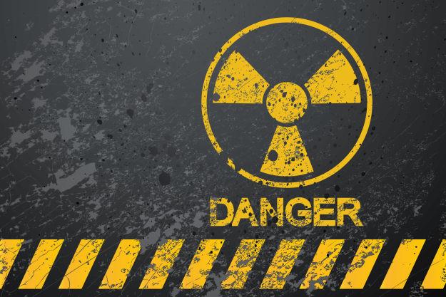 عنصر خطرناک رادیواکتیو