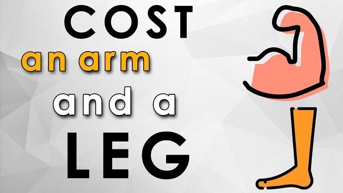 قیمت خون کسی را داشتن – Cost an arm and a leg – اصطلاحات زبان انگلیسی – English Idioms