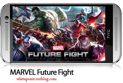 دانلود MARVEL Future Fight v4.1.0 - بازی موبایل قهرمانان آینده