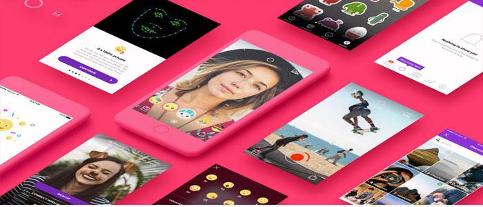 دانلود و معرفی شبکه اجتماعی Polyvibe برای iOS رقیبی تازه برای اینستاگرام و اسنپچت