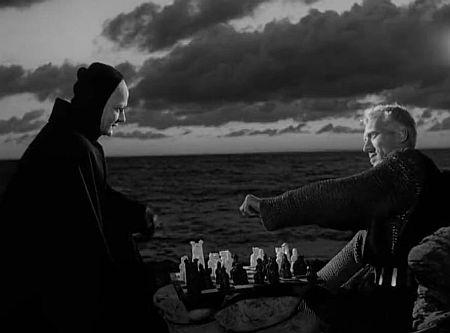 شطرنج شوالیه با مرگ