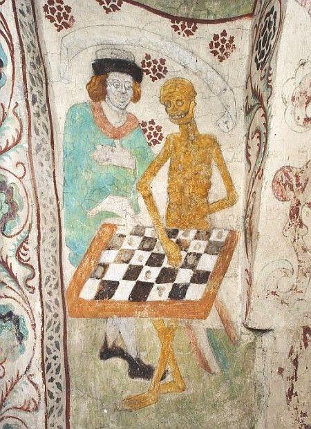 بازی شطرنج مرگ