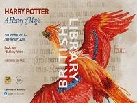 دانلود مستند هری پاتر: تاریخچه جادو - Harry Potter: A History of Magic 2017