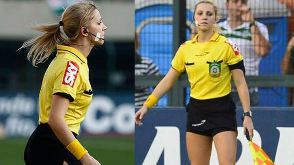 29 - اولین داور زن در تاریخ جام های جهانی مردان .