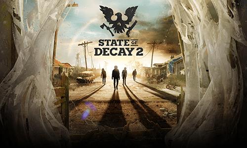 دانلود کرک بازی STATE OF DECAY 2