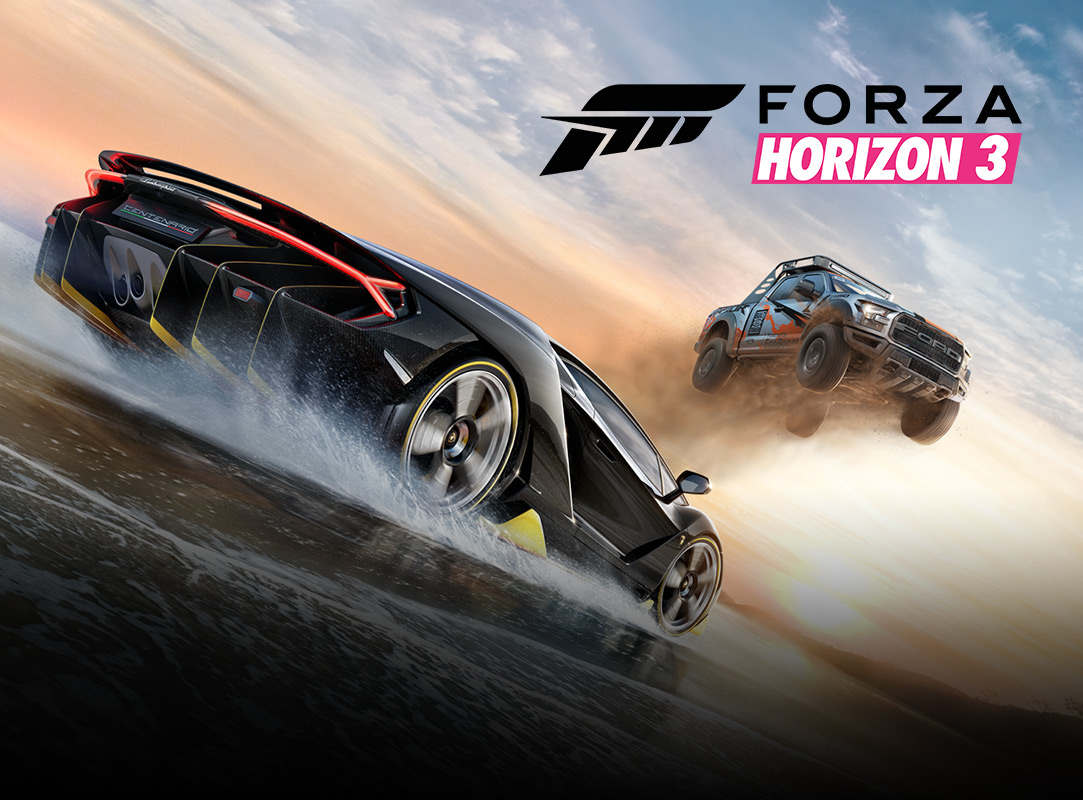 دانلود کرک بازی  Forza Horizon 3: Ultimate Edition