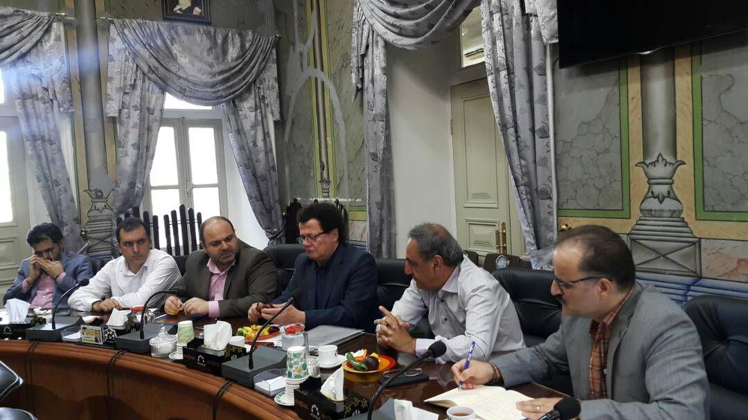 رئیس کمیسیون عمران شورای شهر رشت: کارگروه احیای آبراه ها تشکیل می شود
