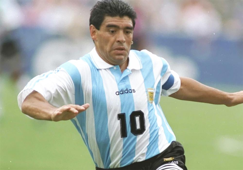 دیگو مارادونا ملی