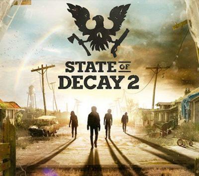 دانلود کرک سالم بازی State of Decay 2