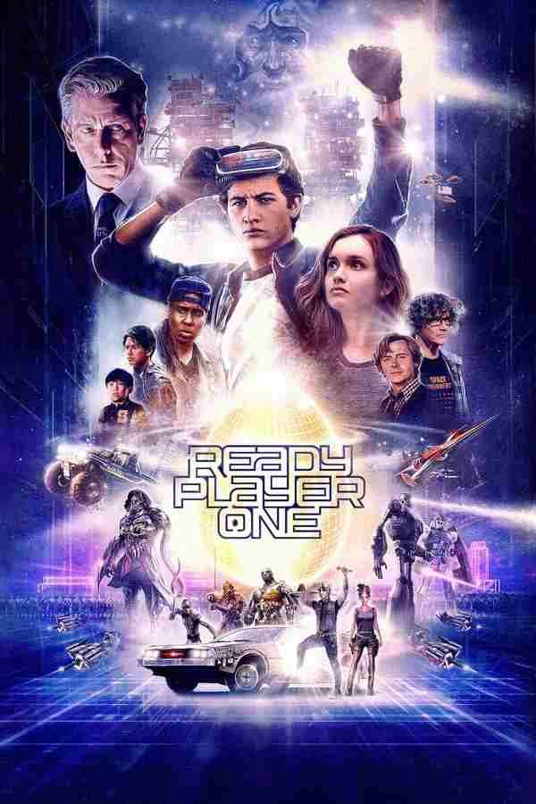 فیلم دوبله Ready Player One 2018