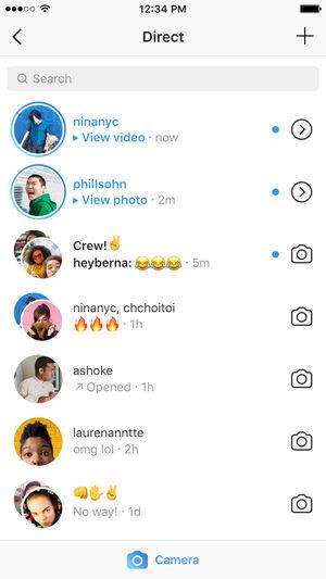 دانلود اینستاگرام آیفون و آیپد Instagram-136.0 سیستم عامل آی او اس