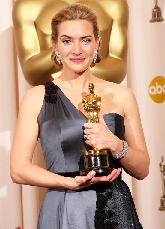 جایزه اسکار کت وینسلت