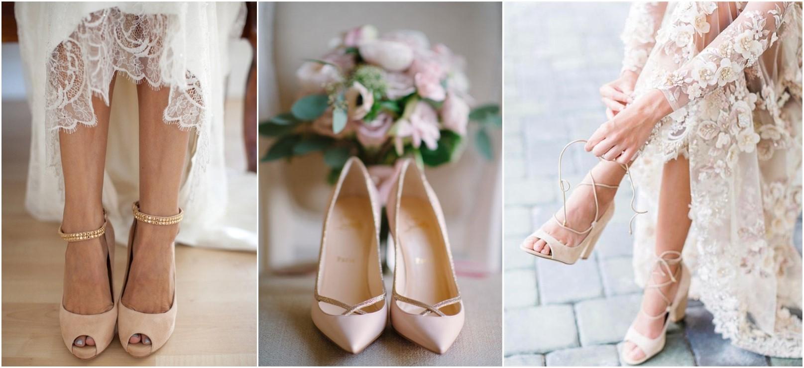 مدل کفش عروس جدید کفش عروس زیبا