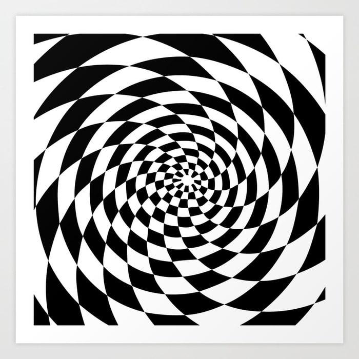 هنر اپ آرت (Optical Art)