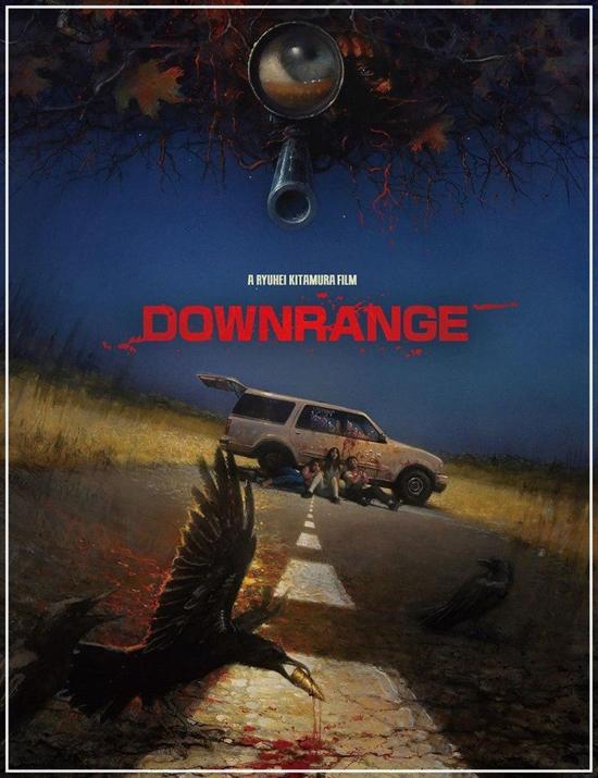 دانلود فیلم Downrange 2017 با زیرنویس فارسی