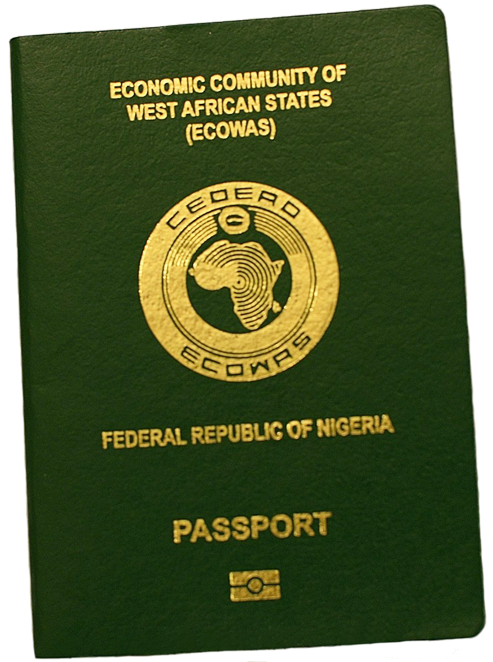 پاسپورت نیجریه