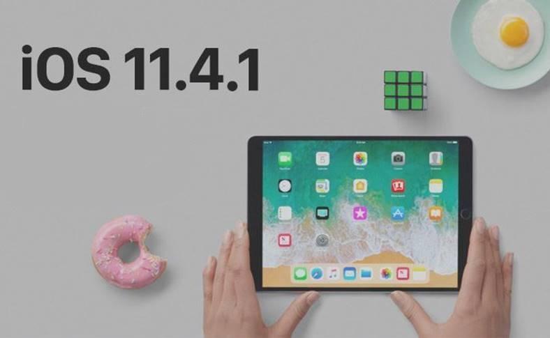 دانلود نسخه رسمی IOS 11.4.1 با لینک مستقیم