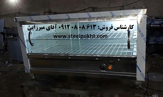 گرمخانه رومیزی برقی 2 لگن