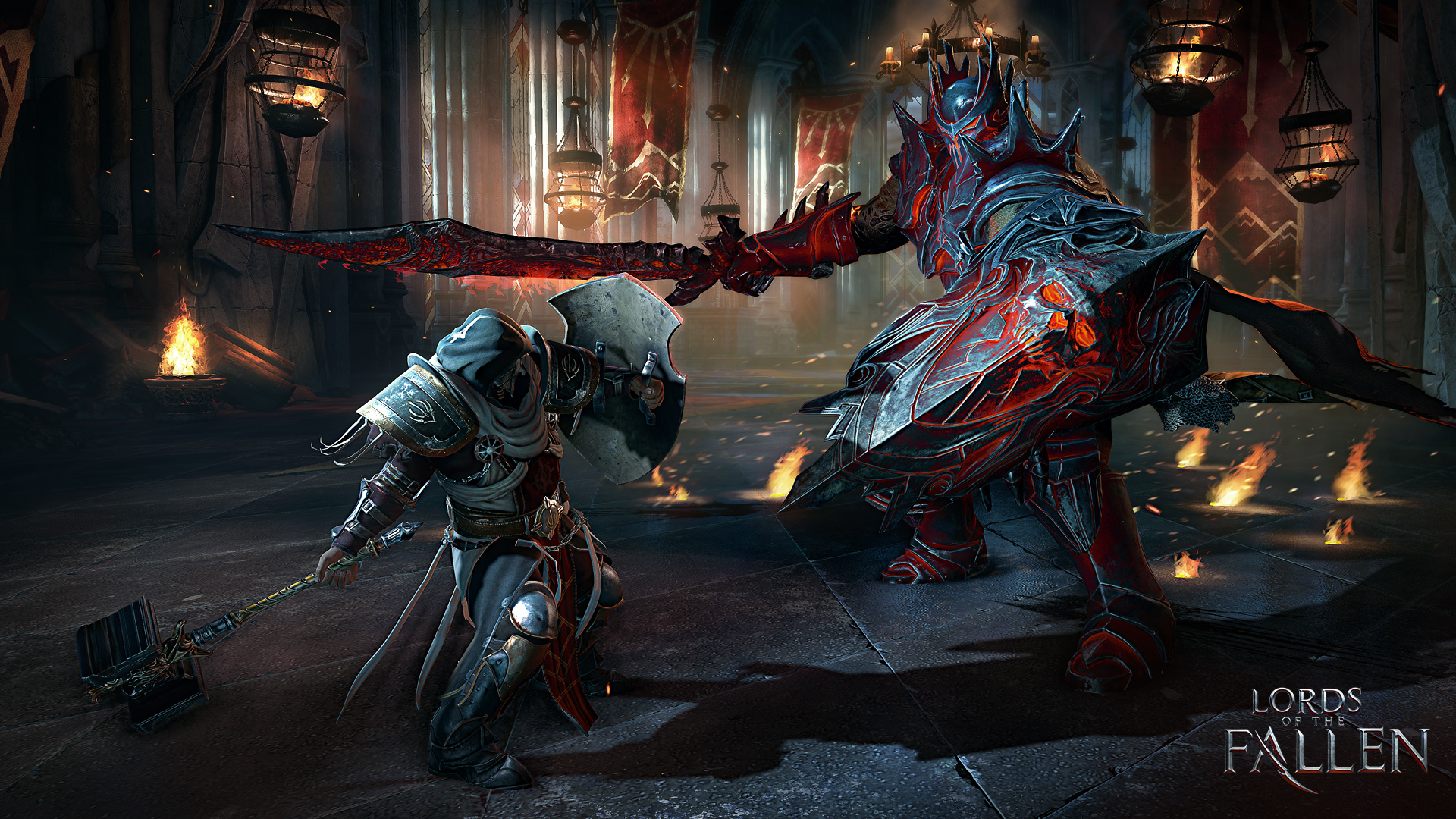 Lords of the Fallen 2014 (اربابان سقوط کرده)