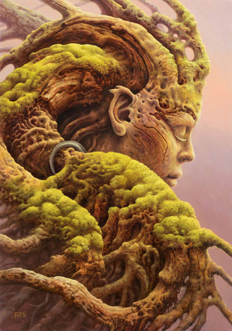 نقاشی های درختی