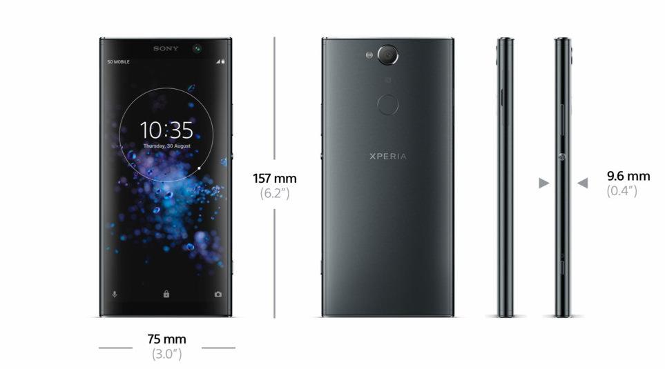 اکسپریا ایکس ای 2 پلاس(Sony Xperia XA2 Plus)