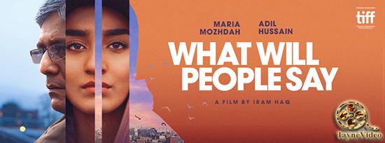 دانلود فیلم آنچه که مردم می گویند - What Will People Say 2017