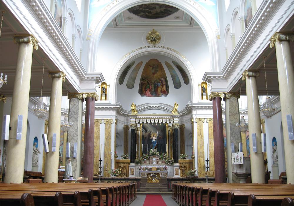 کلیسای St Peter's در ایتالیا