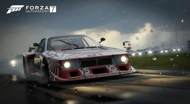 کرک جدید بازی Forza Motorsport 7