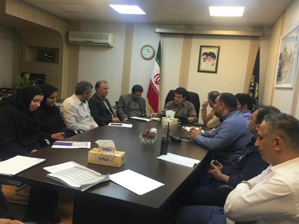 طی حکمی سید محمود موسوی به عنوان معاون حمل نقل و امور زیر بنایی منطقه یک شهرداری رشت منصوب شد