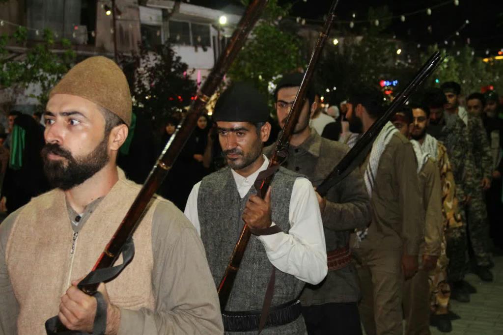 مراسم افتتاح تئاتر دائمی خیابانی شهر رشت برای نخستین بار در کشور در روز چهارشنبه ۲۷ تیرماه در پیاده راه فرهنگی برگزار شد.