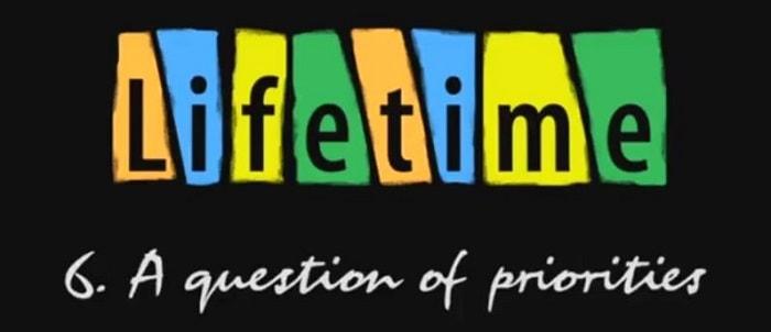 درس بیستم آموزش مکالمه ویدویی Lifetime