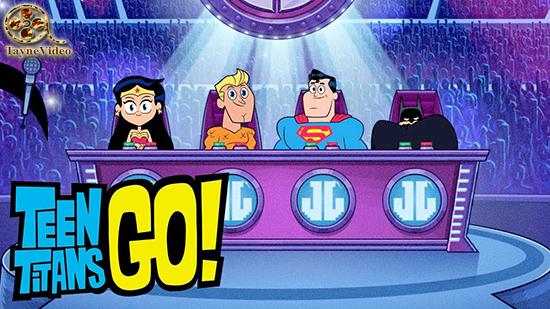 دانلود انیمیشن تایتان های نوجوان به سینما می آیند - Teen Titans Go To the Movies 2018
