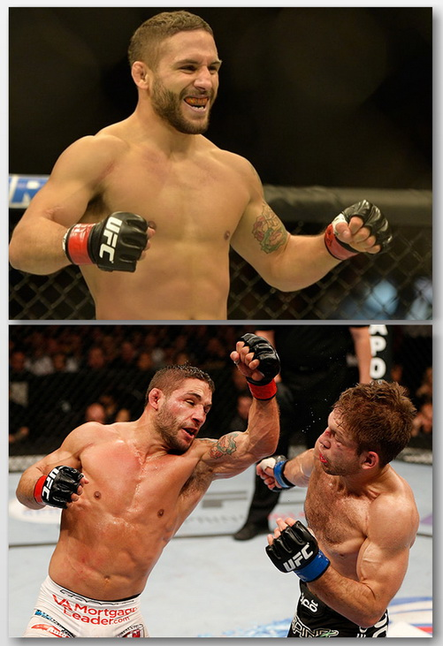 کالکشن مبارزات چاد مندز | Chad Mendes MMA Career Pack