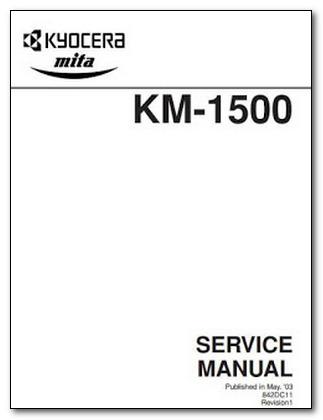 DVD سرویس منوآل های فتوکپی Kyocera