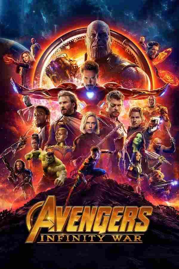 فیلم Avengers Infinity War 2018