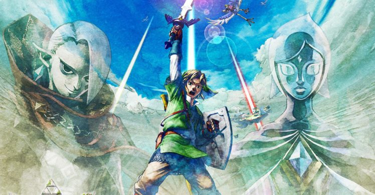 Legend of Zelda : Skyward Sword