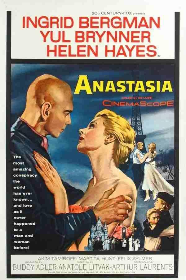 فیلم دوبله 1956 Anastasia