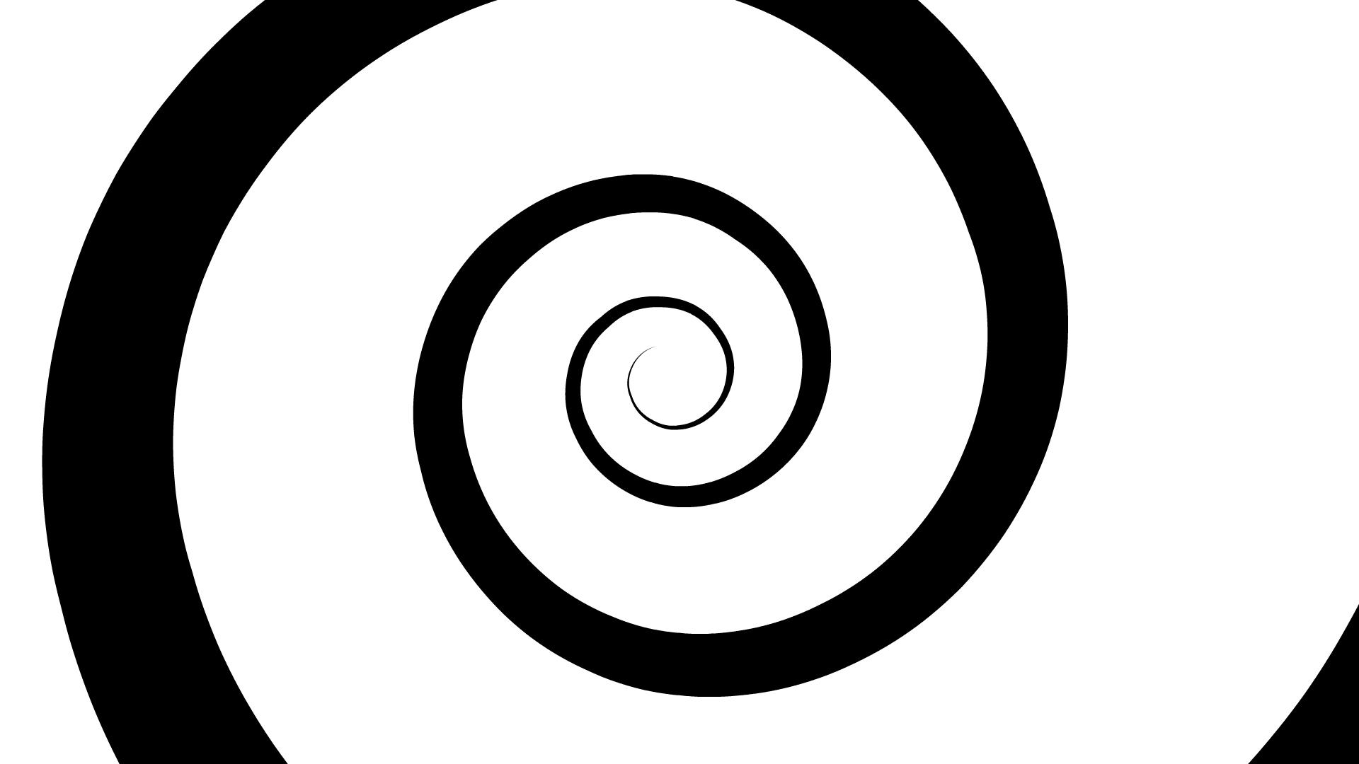 محیط اسکرین سیور Spiral 1