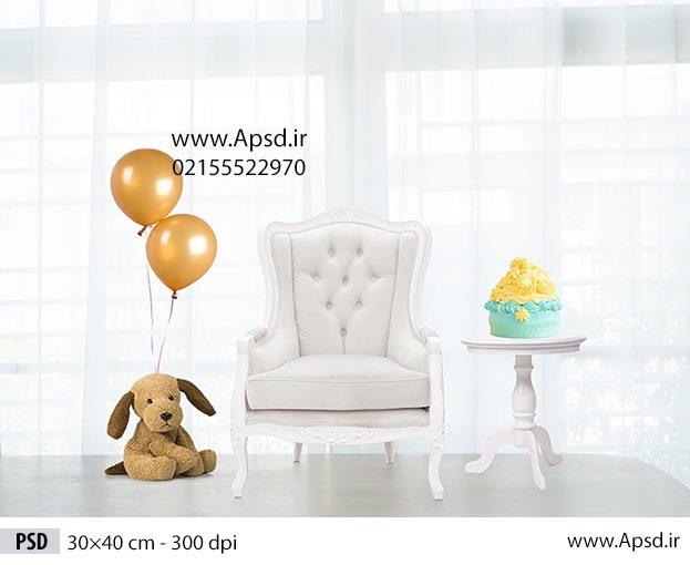 دانلود فون لایه باز جشن تولد