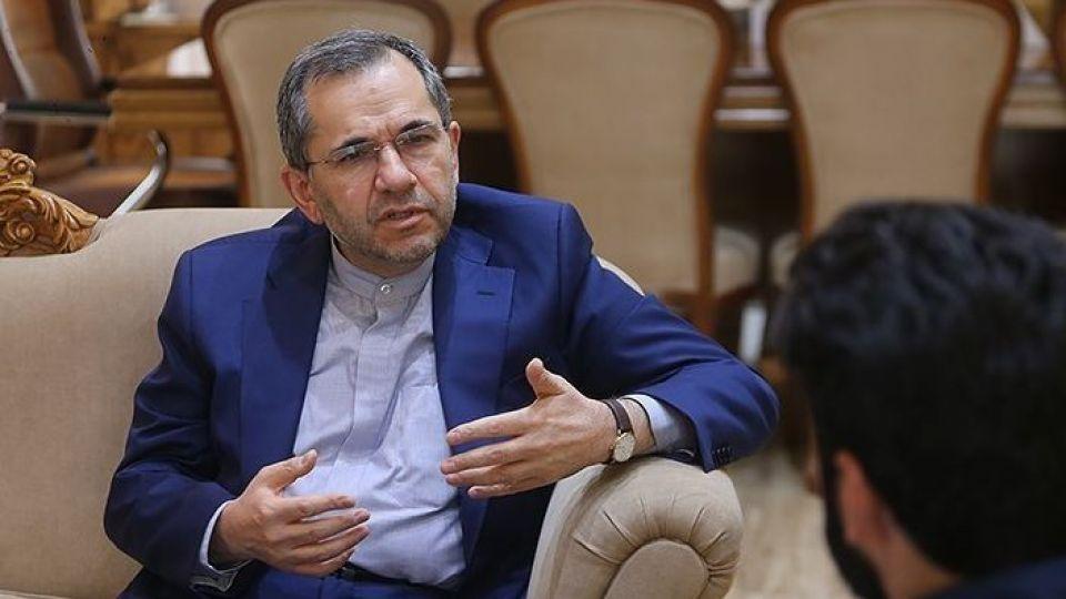 توضیحات تختروانچی ( معاون سیاسی دفتر رئیسجمهور ) درباره موضوع مذاکره با آمریکا و آینده رابطه ایران با عربستان و…