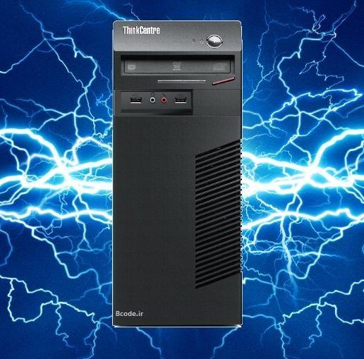 قطعی برق و کامپیوترها