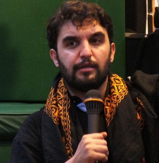 مداحی علی لای لای حمید علیمی